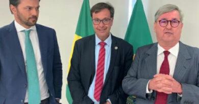 Ministros das Comunicações, Fábio Faria, e do Turismo, Gilson Machado estarão em Natal RN, nesta segunda-feira