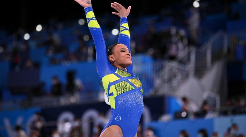 Rebeca Andrade é Prata: Como 'Baile de Favela' foi parar nas Olímpiadas de Tóquio e brilhou no nível e classe! Parabéns, Patriota!